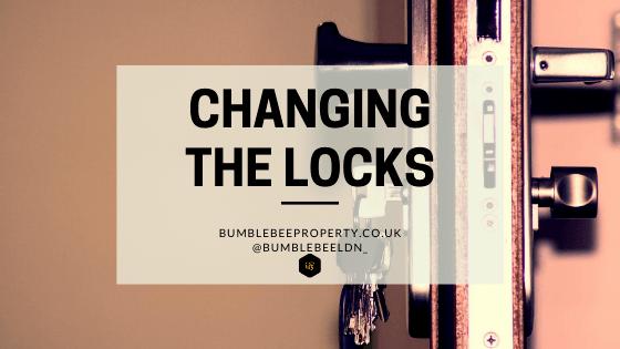 Changing the Locks