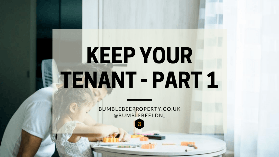 Keep Your Tenant Part 1