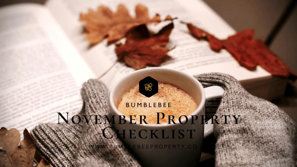 November Property Checklist