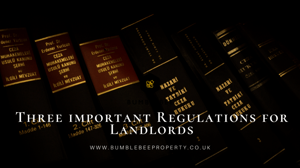 Three Important Regulations for Landlords