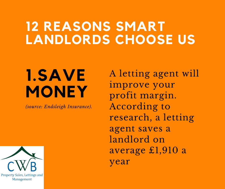 12 Reasons Why Kent Landlords Should Use a Letting Agent, Part 1