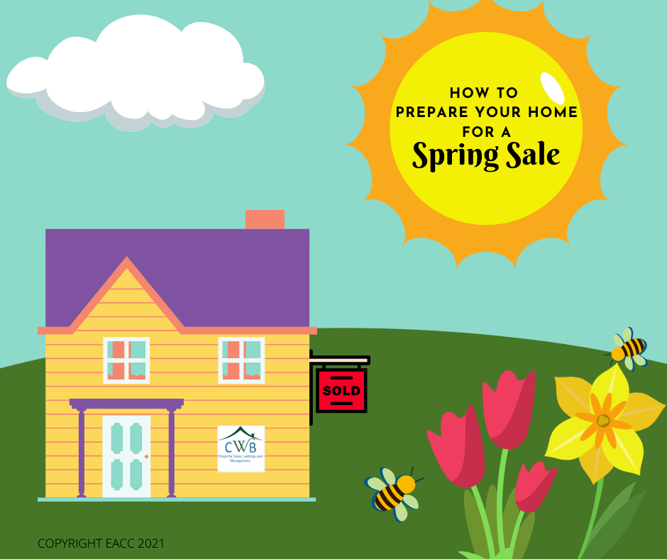 How to Prepare Your Home for a Spring Sale