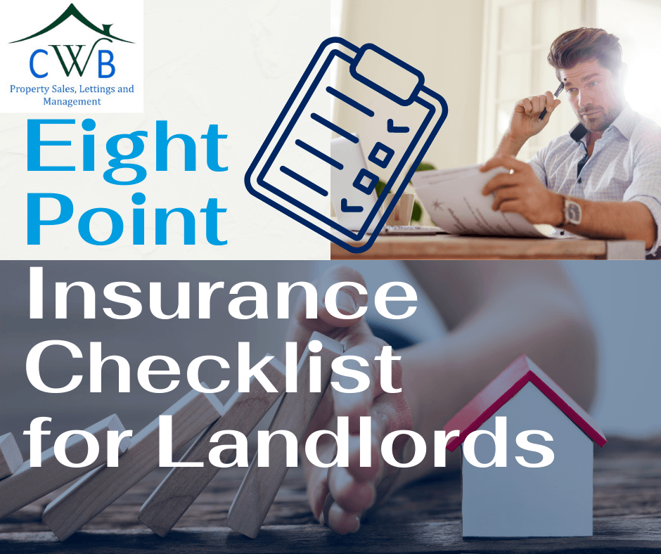 An Eight-Point Insurance Checklist for Kent Landlords