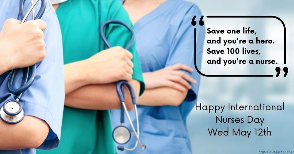 Join Us in Celebrating International Nurses Day