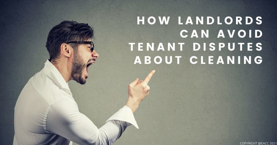 SIX-POINT CLEANING CHECKLIST FOR KENT LANDLORDS