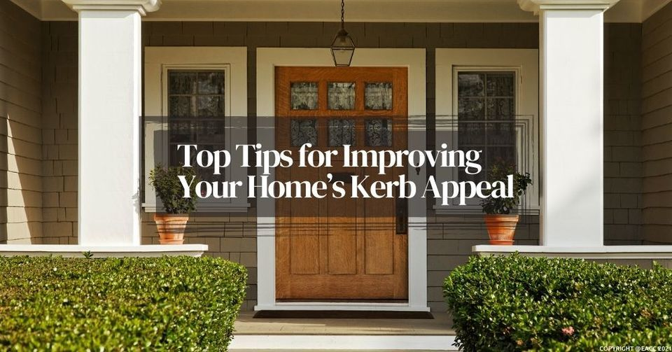 How to Boost Your 2021 Kerb Appeal in Kent