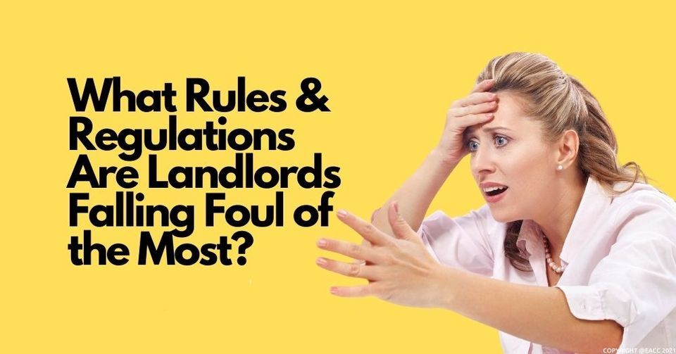 Landlords in Kent Need to Heed These Rules and Regulations