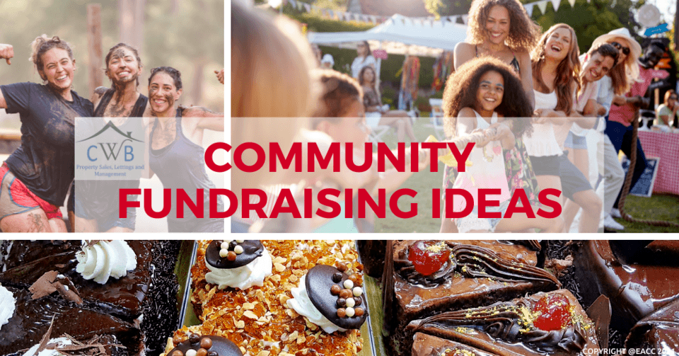 Fundraising Ideas for Our Local Community!