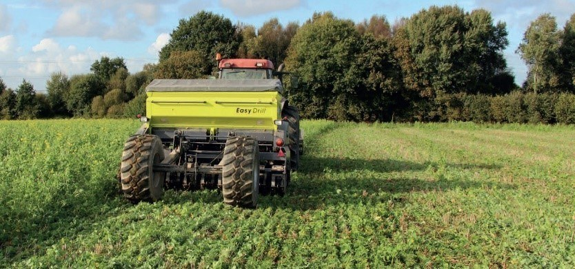 Round 3 of The Countryside Productivity Grant Scheme is now open for applications