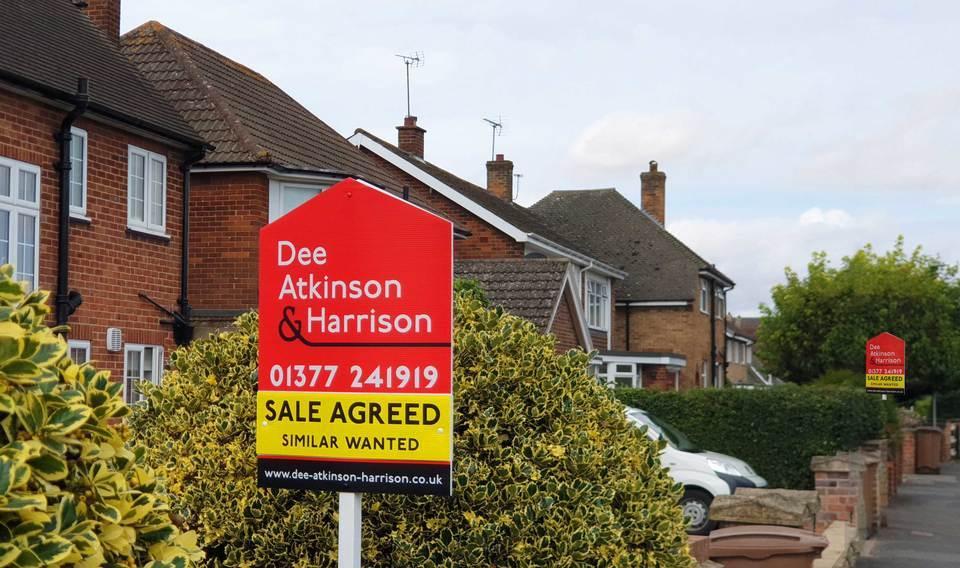 Housing Market Escapes Lockdown 2