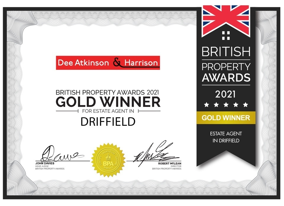 DA&H win British Property Awards for third year in a row!