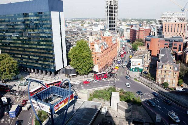 PROPERTY PRICES IN SHOREDITCH OVERTAKE NOTTING HILL GATE