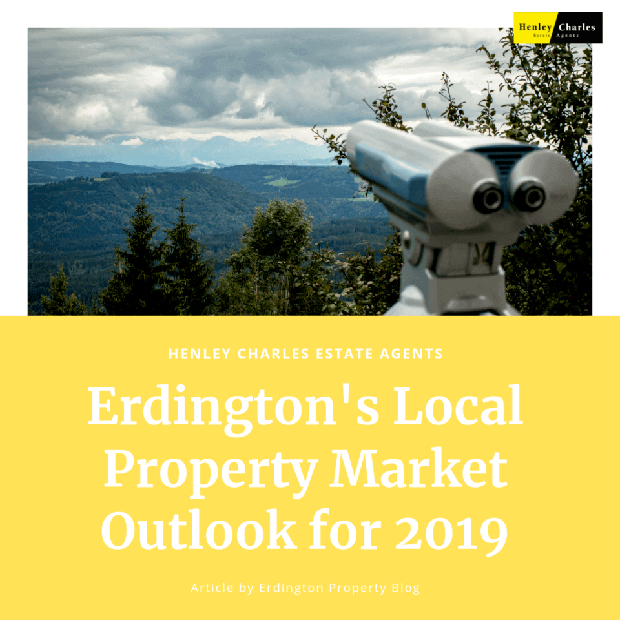 Erdington Property Market – Outlook for 2019 image