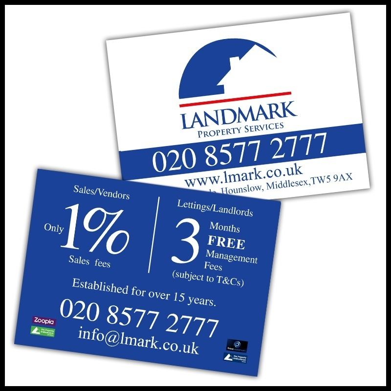 SPECIAL OFFER TO NEW LANDLORDS AND SELLERS