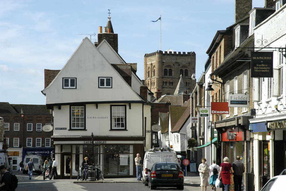 Lockdown is driving demand for London commuter towns