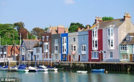 SALES OF HOLIDAY HOMES ON THE COAST SURGE