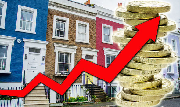 HOUSE PRICES SET FOR SHARP RISE THIS SUMMER
