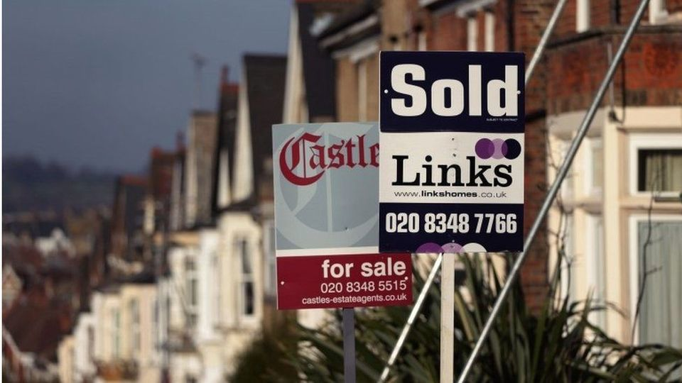 House prices rise at fastest pace in 17 years