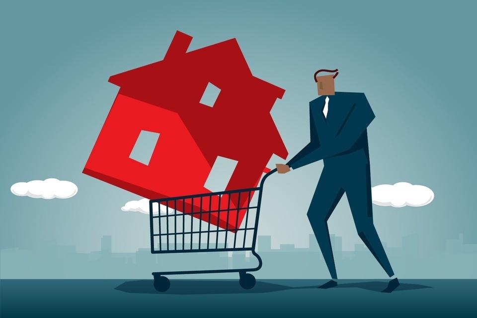 Dramatic Fall in Housing Stock
