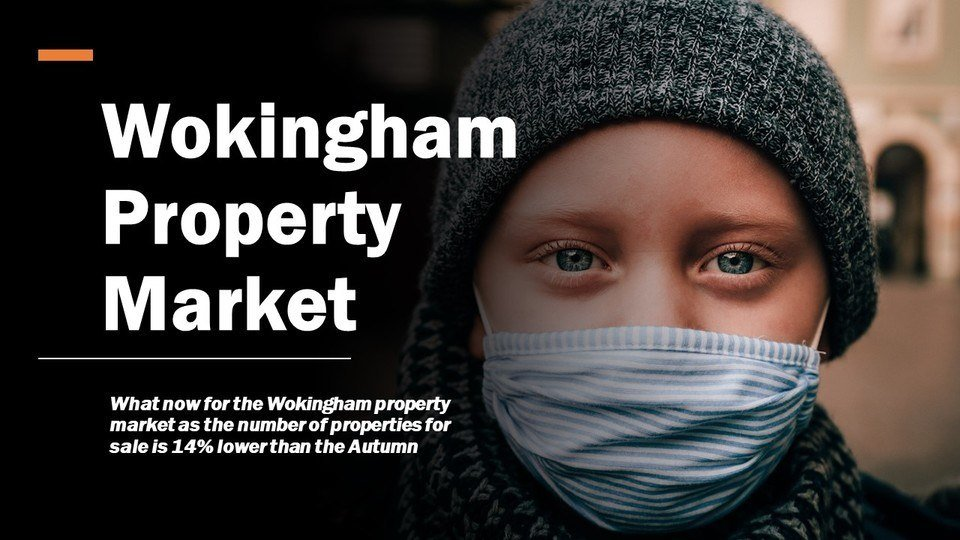 14% Drop in Wokingham Homes 'For Sale' in Last 4 Months - What does this mean for Wokingham property owners?