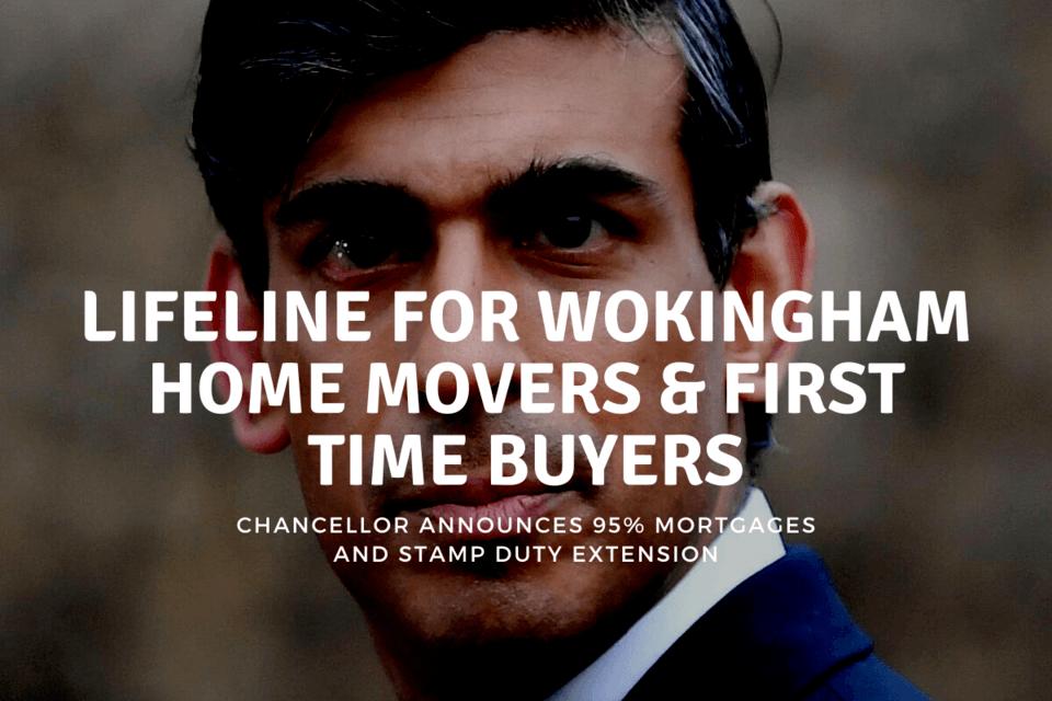 Lifeline for Wokingham House Buyers & Wokingham First-time Buyers