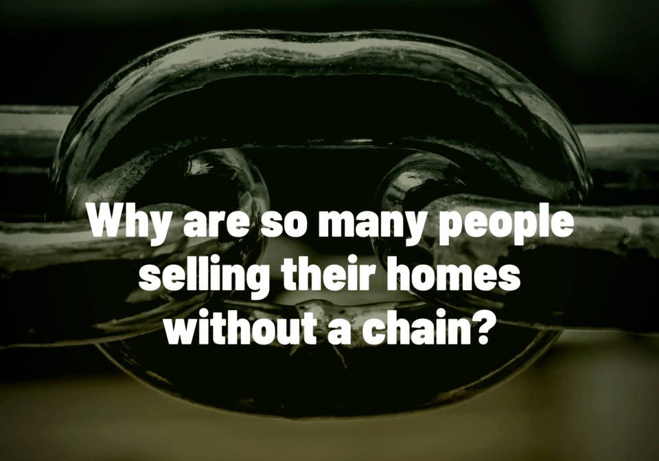Over 1 in 4 Wokingham Properties Being Sold with No Chain So is it a good idea to rent in between moving home, to be chain-free?