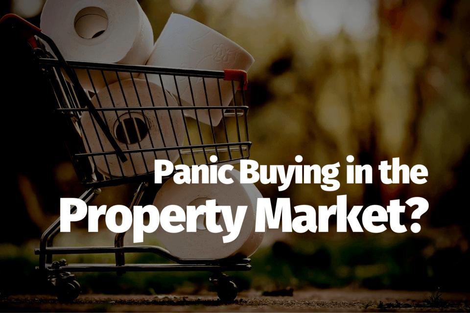 Panic Buying in the Wokingham Property Market?