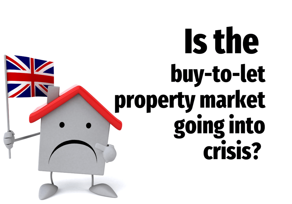 Wokingham Buy-to-Let Property Market Going into Crisis? … as Wokingham first-time buyers now only need a 5% deposit for a mortgage.