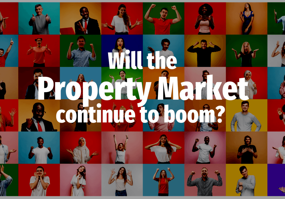 Will the Wokingham Property Market Continue  to Boom?