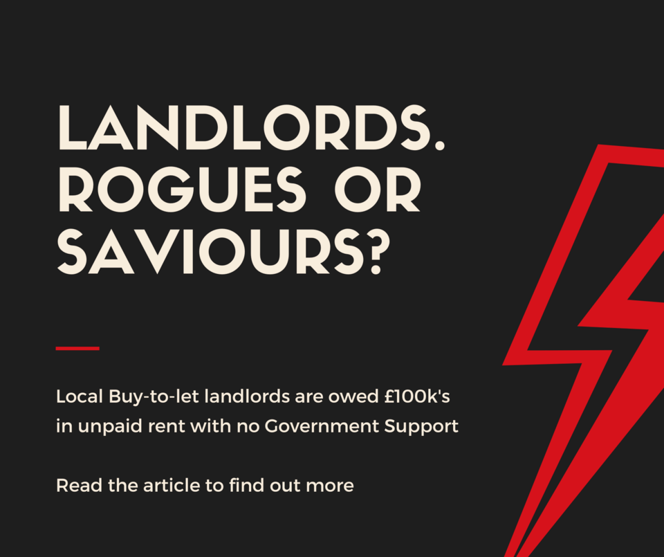 Wokingham Buy-to-Let Landlords Owed £434,881 in Unpaid Rent.  Rogues or Saviours?