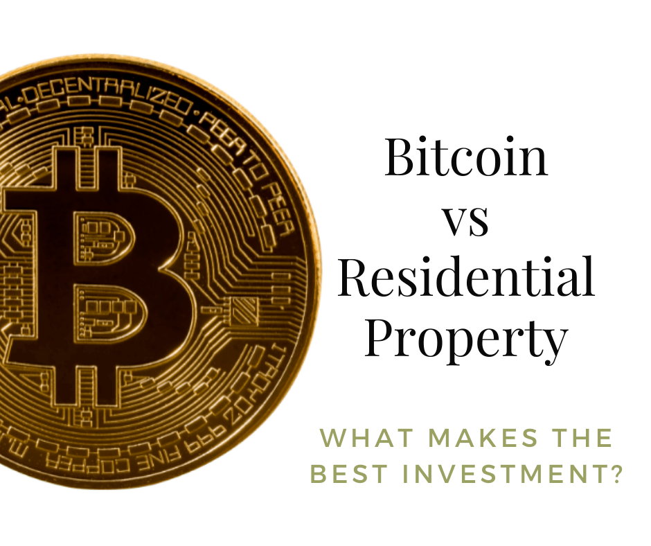 Wokingham Homeowners Profit by £41,780 in Last 5 Years … yet Bitcoin investors would have made £24,146,040 in profit. Is investing in 'Bricks & Mortar' dead?