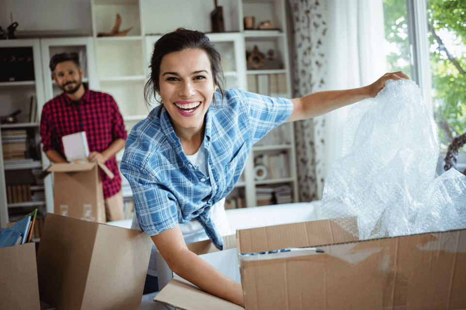 Moving Day! Easy, Practical Tips and Hints.