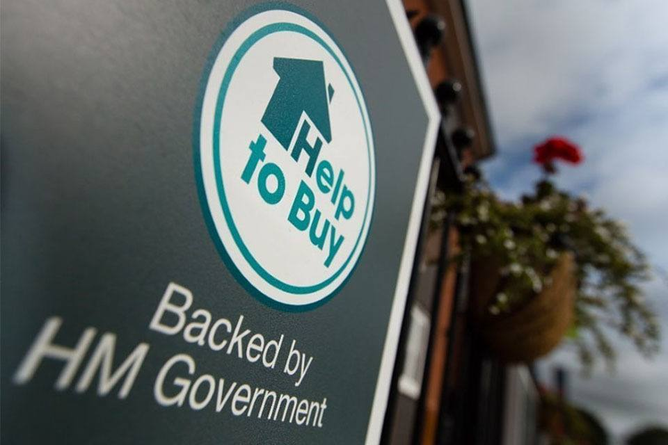 Government\'s Help to Buy Scheme Reaches Record Numbers