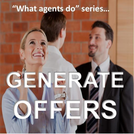 What Agents Do - Offers