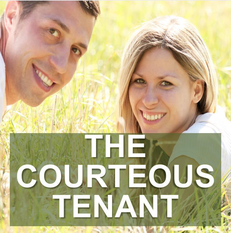 The Courteous Tenant