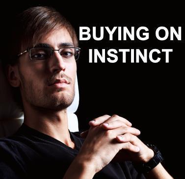 Buying on Instinct