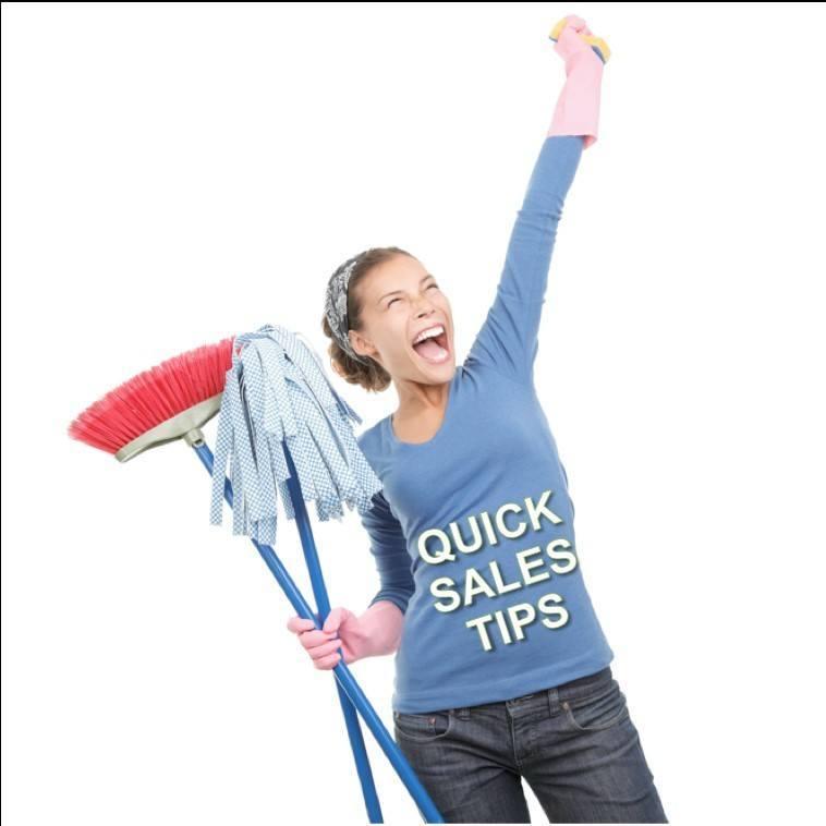 Quick Sales Tips