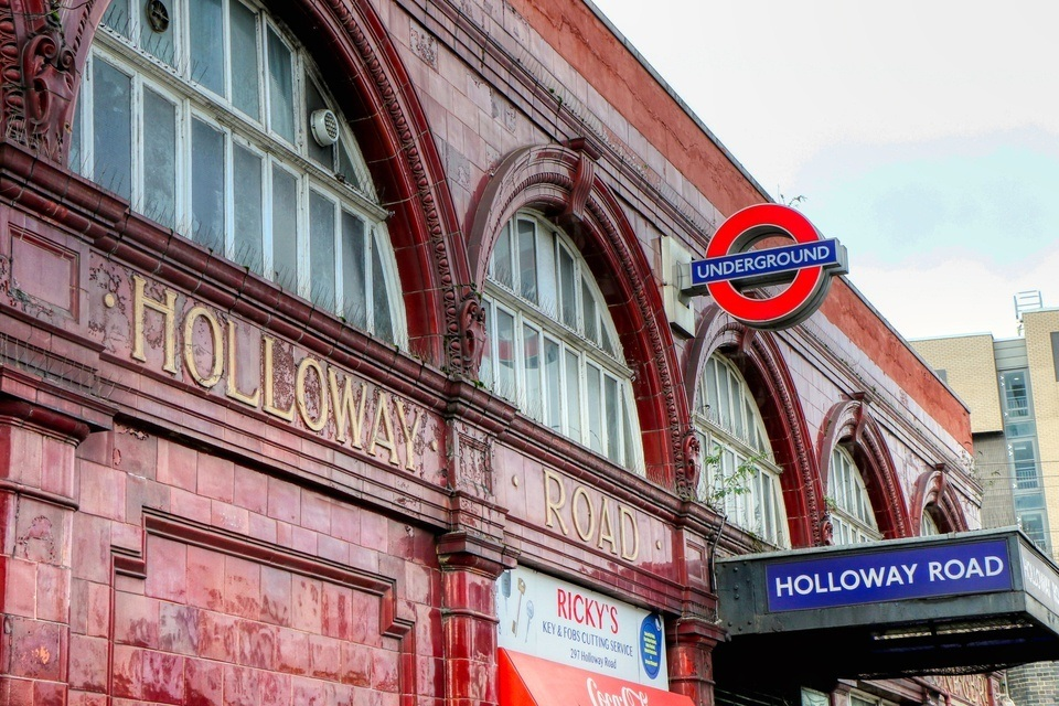 Five Reasons to Move to Holloway