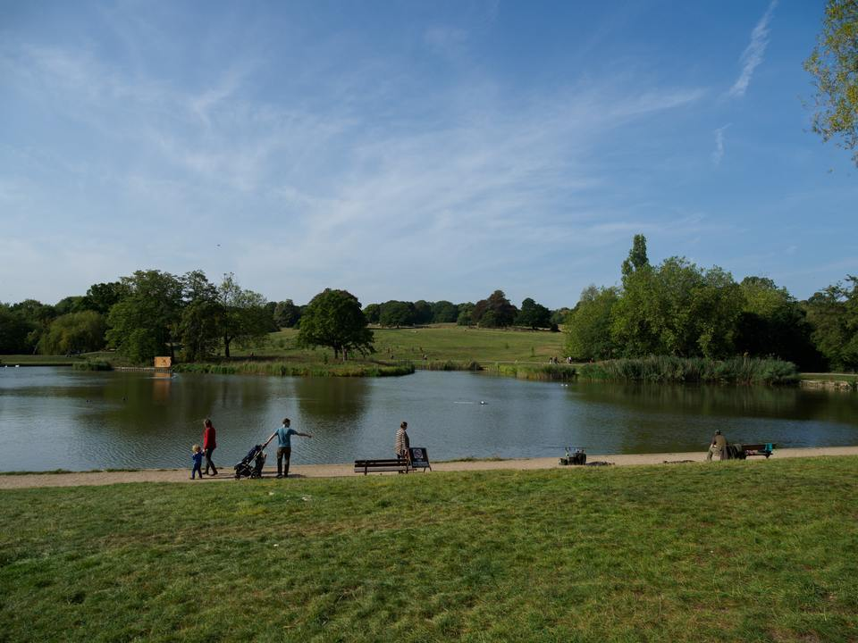 The Best Green Spaces for a Day Out in North London