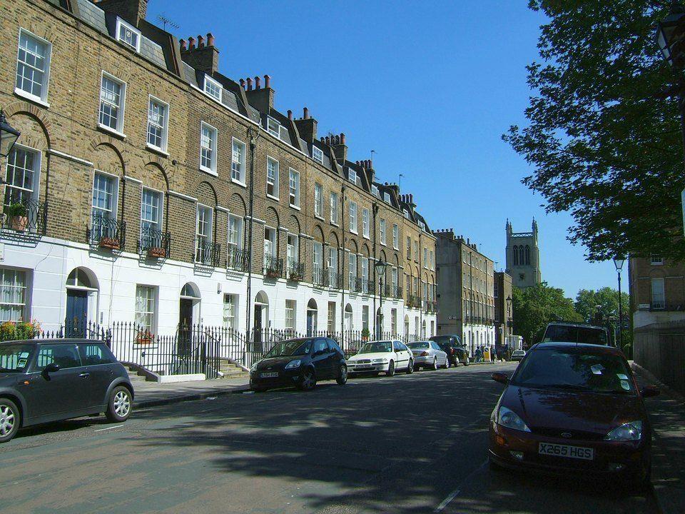 Property Hotspots in the Borough of Islington
