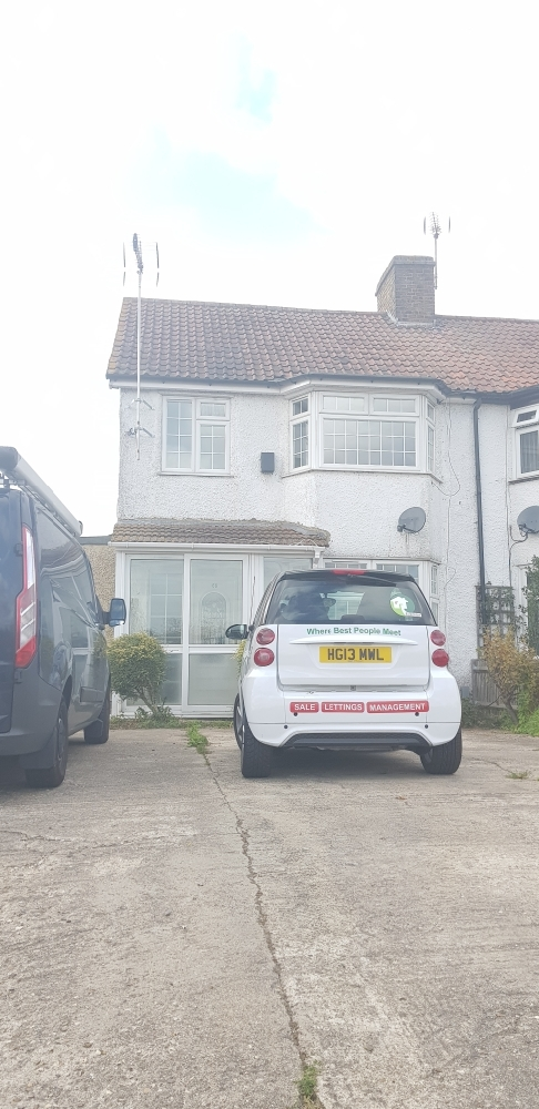 5 Bed Semidetached House to rent in Harmondsworth