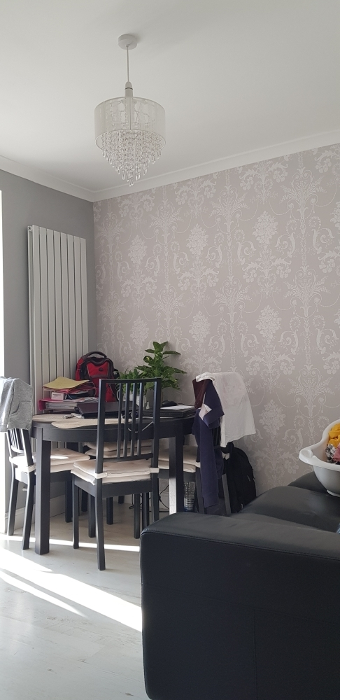 Decorated 2 Bed Ground floor Maisonette