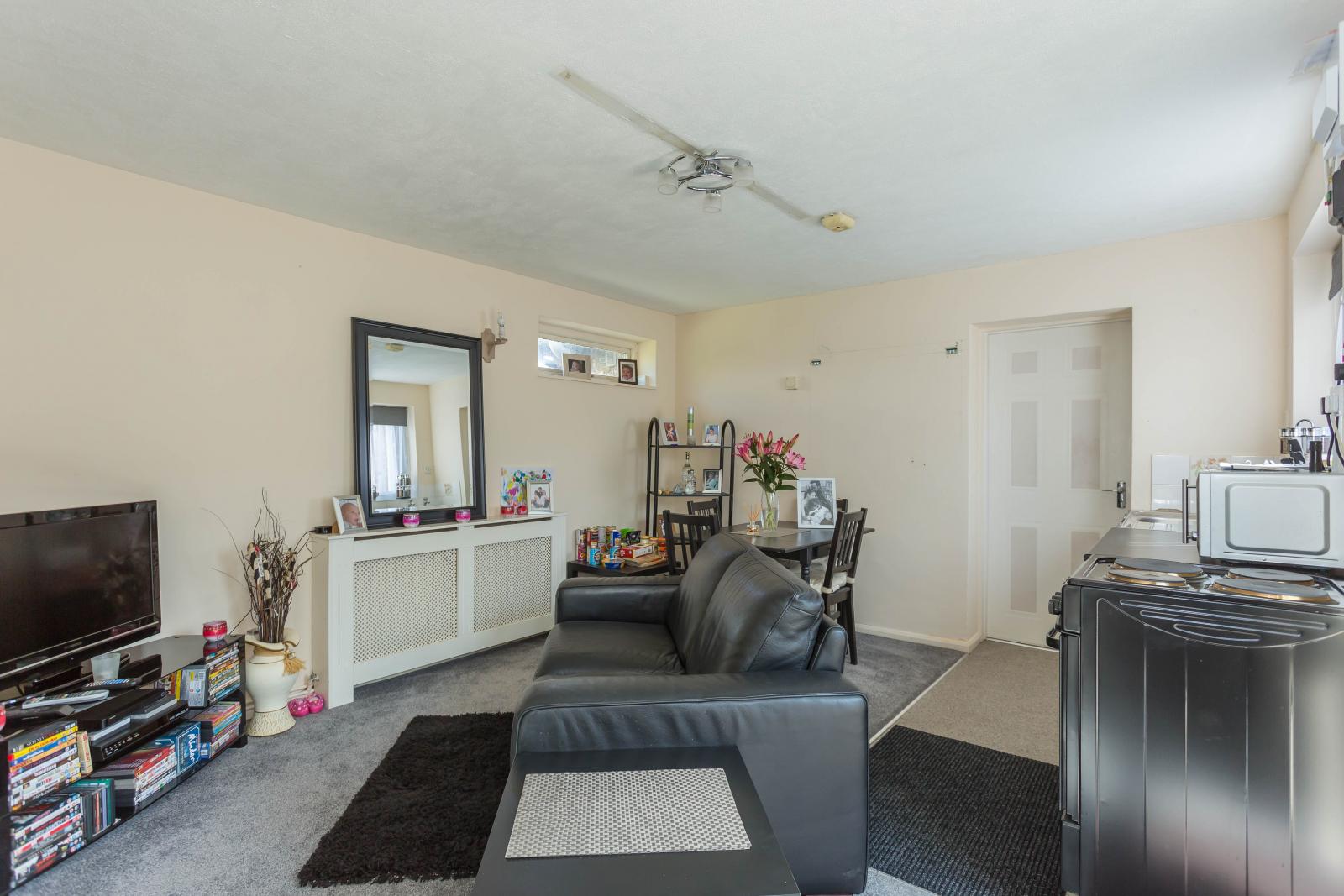Living Room Flat A