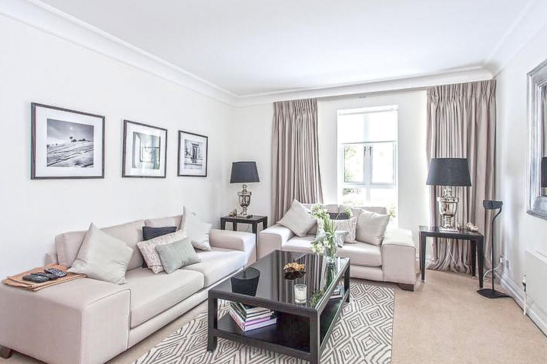 Sandalwood Mansions, Kensington Green, London W8