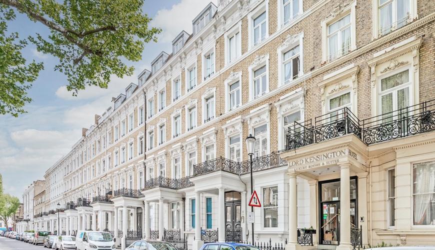 Earls Court, Kensington, London SW5