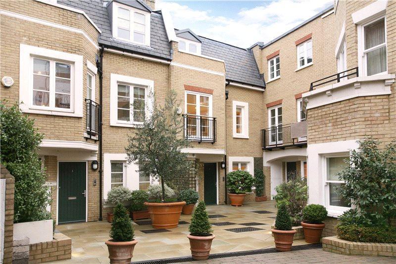 Vantage Place, Abingdon Road, Kensington, London, W8