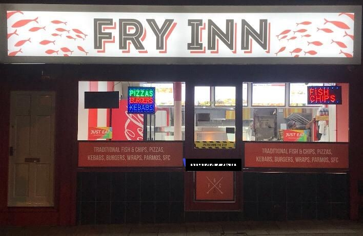 Well Established Fish Chip Shopkebab Pizza Takeaway
