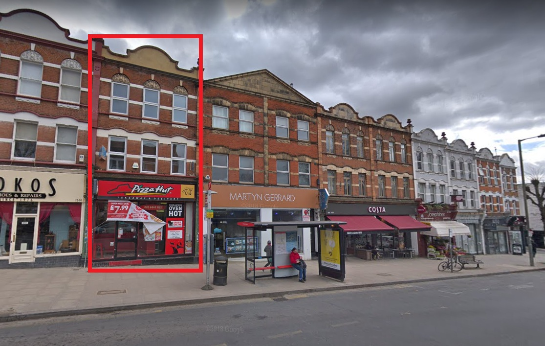 A3a5 Shop And 3 Bed Flat To Let East Finchley High Road