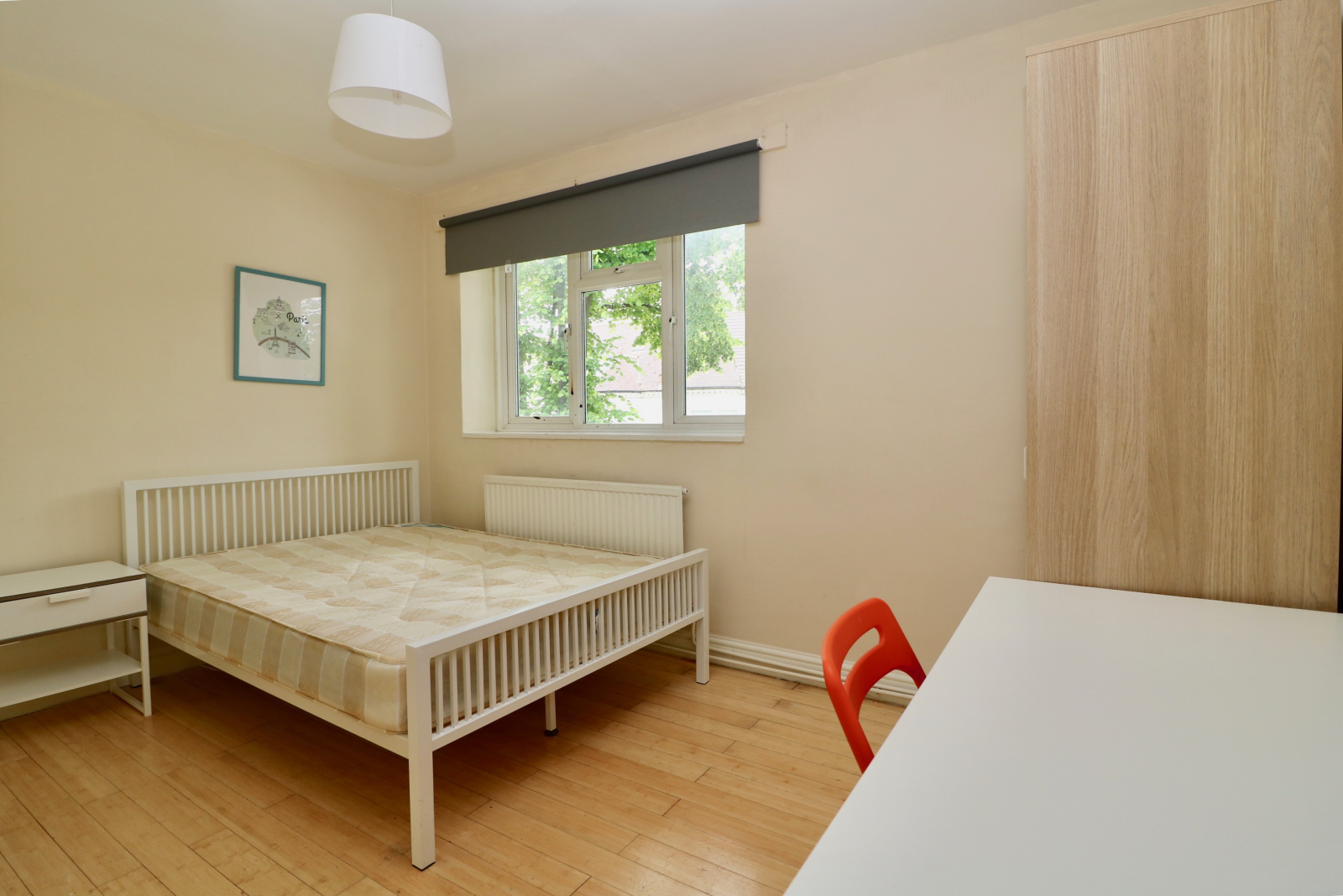 £2250- Newly refurbished 4 bedroom flat