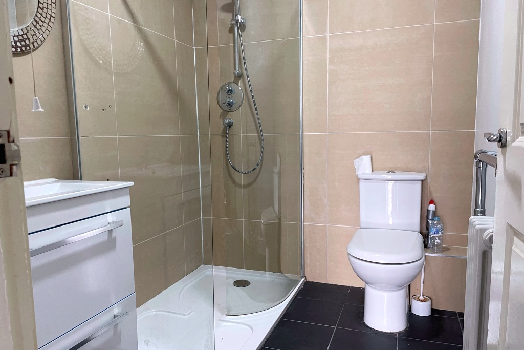 Shower Room - Downstairs